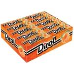 Жевательная резинка Dirol мандарин, 30уп х 10шт