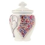 Чай Hilltop Слон Подарок Цейлона, черный, листовой, 100 г, в чайнице