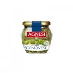 Соус Agnesi для спагетти песто по-генуэзски, 185г