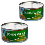 Тунец John West в растительном масле, 185г