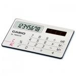 Калькулятор карманный Casio SL 760 ECO белый, 8 разрядов