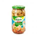 Грибные консервы Bonduelle шампиньоны маринованные, 540г