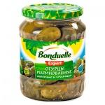 Огурцы Bonduelle маринованные, 680г