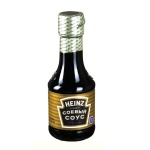 Соевый соус Heinz премиум, 150мл, стекло