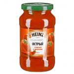 Соус Heinz для спагетти Острый, 450г