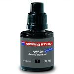 Чернила для маркеров Edding BT30 черные, 30мл, для маркерных досок