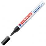 Маркер для каллиграфии Edding 755 черный, 1-4мм, клиновидный наконечник, для металла и гладких повер