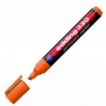 Маркер перманентный Edding 330, 1-5мм, скошенный наконечник, универсальный, заправляемый