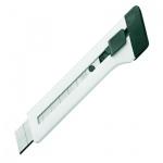 Нож канцелярский Edding Е-M18 18 мм, белый