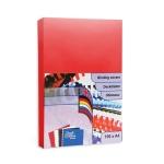 Обложки для переплета картонные ProfiOffice 49004, А4, 250 г/кв.м, красные, 100 шт