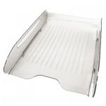 Лоток горизонтальный для бумаг Оскол-Пласт Элегант А4, белый