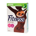 Готовый завтрак Fitness с темным шоколадом, 275г
