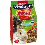 Корм для кроликов Vitakraft Menu Vital, 1кг