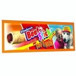 Лакомство для собак Vitakraft Beef-Stick Hot Dog колбаска, 30г