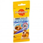 Лакомство для собак Pedigree Denta Stix, 77г