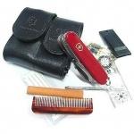 Мультитул Victorinox Survival Kit 1.8812, нож на 33 функции, красный