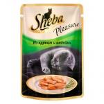 Влажный корм для кошек Sheba, 85г, курица/индейка