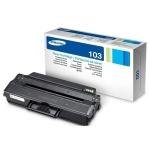 Тонер-картридж Samsung MLT-D103L, черный, черный