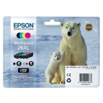Картридж струйный Epson, 4 цвета