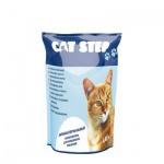 Наполнитель для кошачьего туалета Cat Step силикагелевый, 1.8л