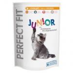Сухой корм для котят Perfect Fit Junior с курицей, 190г