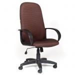 Кресло руководителя Chairman 279 ткань, коричневая, JP, крестовина пластик