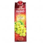 Сок Вико, 1л х 2шт, яблоко-виноград