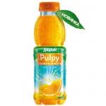 Сокосодержащий напиток Добрый Pulpy апельсин с мякотью, 0.9л