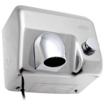 Сушилка для рук Bxg 250АР 2500Вт, 30м/с, хром