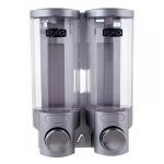 Диспенсер для мыла наливной Bxg SD-2006C, хром, 800мл (2х400)