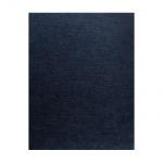 Обложки для переплета картонные Fellowes Linen синие, А4, 250 г/кв.м, 100шт, FS-5381501