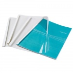 Обложки для термопереплета Fellowes Thermo белые, А4, 50шт, 20мм, FS-5390601