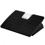 Подставка для ног Fellowes Office Suites Microban 10.8х44.4х33.6см, черная