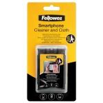 Набор для чистки смартфонов Fellowes спрей 20мл+салфетка, FS-9910601