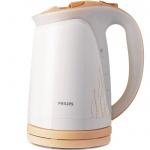 Чайник электрический Philips HD4681-55, 1.7 л, 2400 Вт, бежевый