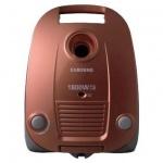 Пылесос с мешком Samsung SC4181 1800 Вт, красный