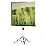 Экран для проектора мобильный Lumien Master View 153х153см, на треноге