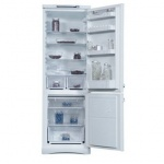 Холодильник двухкамерный Indesit SB 185 339л, белый, 60x66.5x185см