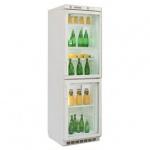 Холодильник-витрина Саратов 503(КШ-35) 335 л, белый, 195.8x60x60 см