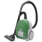 Пылесос с мешком Supra VCS-1475 1400 Вт, зеленый
