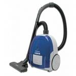 Пылесос с мешком Supra VCS-1475 1400Вт, синий
