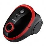 Пылесос с мешком Samsung SC5491 2100 Вт, черно-красный