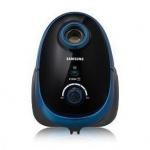 Пылесос с мешком Samsung SC5483, 2100 Вт, черно-синий