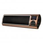 Магнитола Supra PAS-6255 оранжевая, MP3/ WMA/ WAV