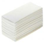 Бумажные полотенца Lime листовые, белые, V укладка, 200шт, 2 слоя, 160200