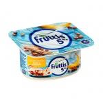 Йогурт Fruttis Сливочное лакомство, 5%, 115г, банан в карамели