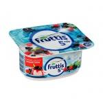 Йогурт Fruttis Сливочное лакомство ягодное парфе, 5%, 115г