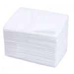 Туалетная бумага Lime листовая, белая, V укладка, 250 листов, 2 слоя, 250890