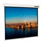 Экран для проектора настенный Lumien 300х203см