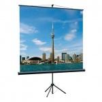 Экран для проектора мобильный Lumien Eco View 180х180см, на треноге